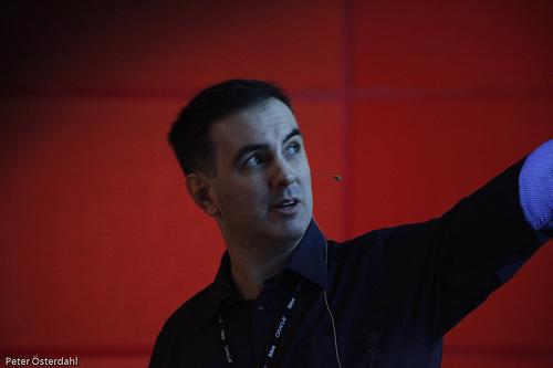 Felipe Gaucho, Brazilian JUG leader